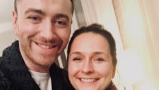 Sam Smith und Tina Knop, Bild: Antenne Brandenburg