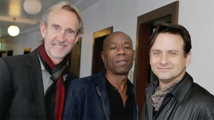 Mike & The Mechanics, Foto: Antene Brandenburg