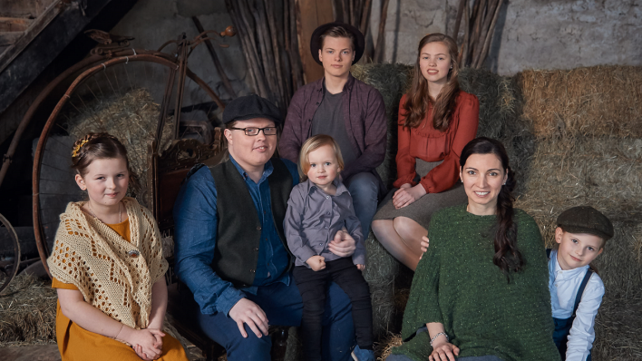 Angelo Kelly & Family © Thomas Stachelhaus