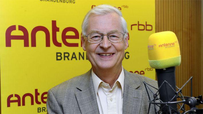 Montag Samstag Hallo Brandenburg Namenforscher Prof Dr Jurgen Udolph Antenne Brandenburg